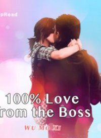 100% Love from the Boss